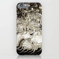 iPhone & iPod Case featuring Astral Plane by Lisa Evans