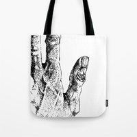 2 Tools Tote Bag