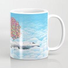 Happy Plane Mug
