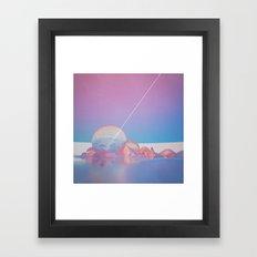 HOTAIR (08.08.15) Framed Art Print