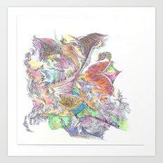 Mahtohk Art Print