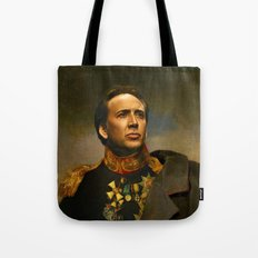 Nicolas Cage - Replacefa… Tote Bag