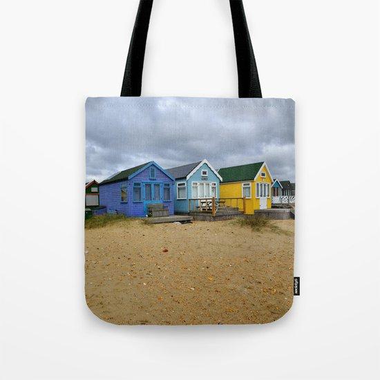 Mudeford Tote Bag