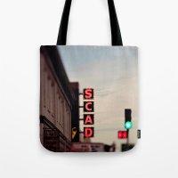 SCAD Tote Bag