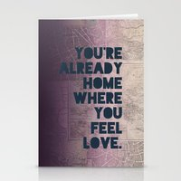 Home II Stationery Cards