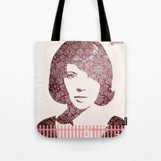 Beauty is Fleeting #1 Tote Bag