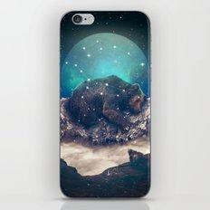 Under the Stars (Ursa Major) iPhone & iPod Skin