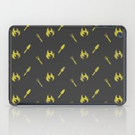 BBQ Pattern iPad Case