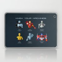 Know Your Machines Laptop & iPad Skin