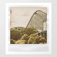 Jazzland III Art Print