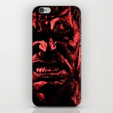 Seeing RED iPhone & iPod Skin