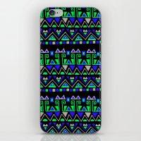 Tribal Rhythm iPhone & iPod Skin