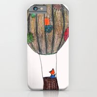 iPhone & iPod Case featuring balloon  by Elika