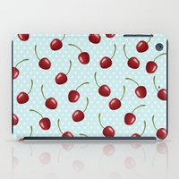 Cherry's iPad Case