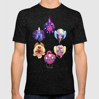 MLP: Altogether Now Mens Fitted Tee Tri-Black SMALL