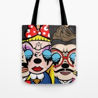 The Mickey Mouse Club Tote Bag