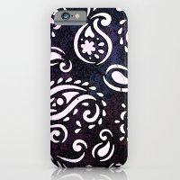 painted paisley iPhone 6 Slim Case