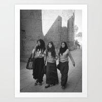 Egypt Art Print