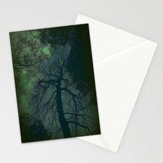 Gratitude Green Stationery Cards