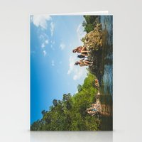 Private Island Stationery Cards