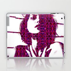 Fashion; Lusting for Floral: Catherine McNeil Laptop & iPad Skin