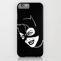 """iPhone Cases featuring """"Meow"""" by Kramcox"""