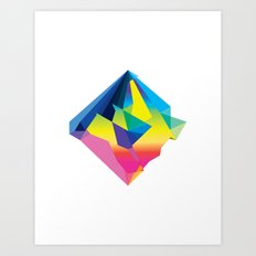 Four Two Art Print