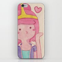 Blow Kiss iPhone & iPod Skin