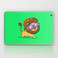 Fabulous Lion Laptop & iPad Skin