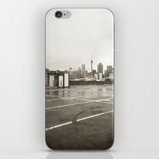 { rain dance } iPhone & iPod Skin