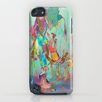 iPod Touch Cases featuring Soulipsism by Archan Nair