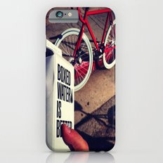 Thirsty? Slim Case iPhone 6s