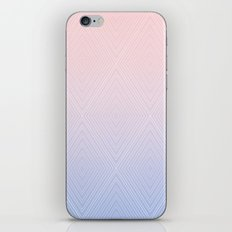 Diamonds (RoseQuartzSerenity Fade) iPhone & iPod Skin