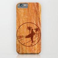 surfing iPhone 6 Slim Case