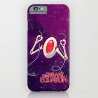 iPhone & iPod Case featuring Robot by Cola82