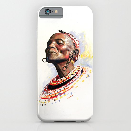 KENYA  iPhone & iPod Case