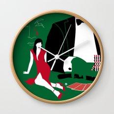 CASINO ROYALE Wall Clock