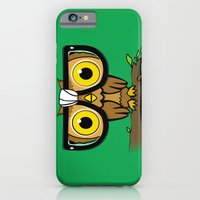 The Little Wise One iPhone 6 Slim Case