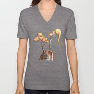 Homecoming - Watering My… Unisex V-Neck