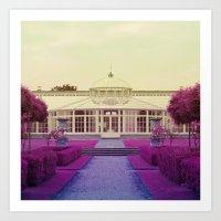 Palace Art Print