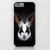 Kiss Of A Rabbit iPhone 6 Slim Case