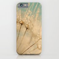 Dandelion Gold And Mint iPhone 6 Slim Case