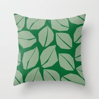 Autumn Now Throw Pillow
