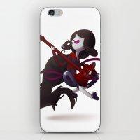 The Vamp Queen iPhone & iPod Skin