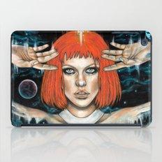 Leeloo Dallas iPad Case