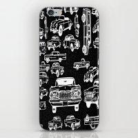 Cars iPhone & iPod Skin