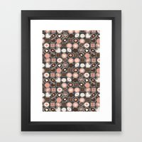 Box Of Chocolates Framed Art Print
