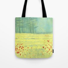 Meadow near Périgueux Tote Bag