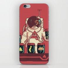 Kleptonaut iPhone & iPod Skin