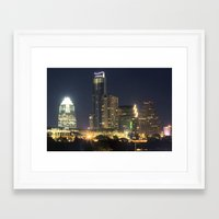 Austin  Framed Art Print